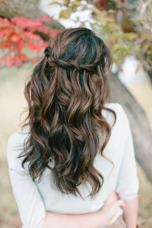 Awesome 39 Half Up Half Down Hairstyles To Make You Look Perfect Hairstyles For Women Draintrainus
