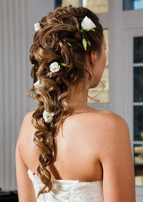 Amazing 37 Half Up Half Down Wedding Hairstyles Anyone Would Love Hairstyle Inspiration Daily Dogsangcom