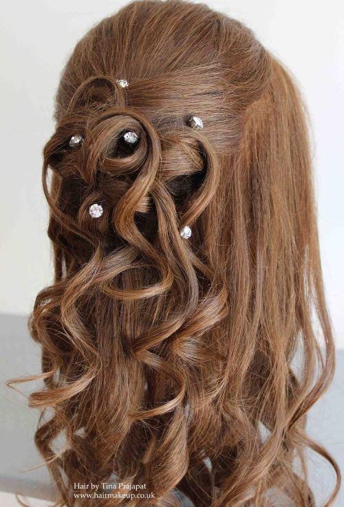 Awe Inspiring 37 Half Up Half Down Wedding Hairstyles Anyone Would Love Short Hairstyles Gunalazisus