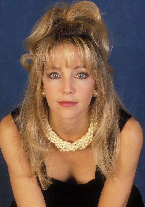 Wondrous Heather Locklear Hairstyles Layers Dos Loose Buns Amp Casual Short Hairstyles Gunalazisus