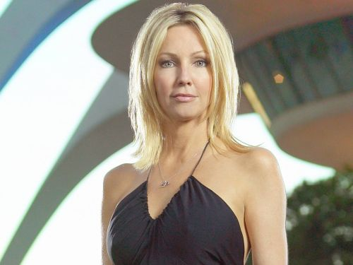 Pleasing Heather Locklear Hairstyles Layers Dos Loose Buns Amp Casual Short Hairstyles Gunalazisus