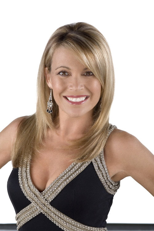 Vanna White Hairstyles: Updo, Half Updo, Spiky, Short & Loose Haircuts