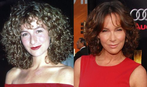 Jennifer Grey plastic surgery gone wrong