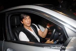 Shah Rukh Khan's Car - BMW 7 Series