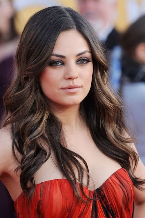 natural waves mila kunis