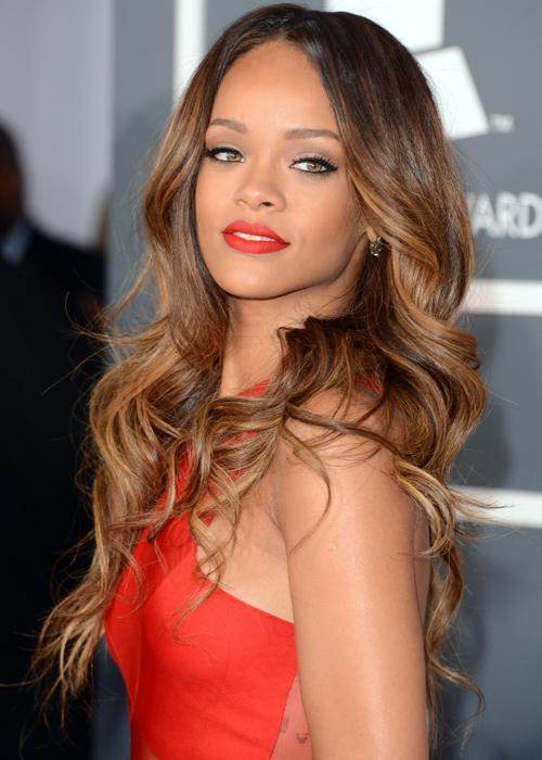 natural waves rihanna