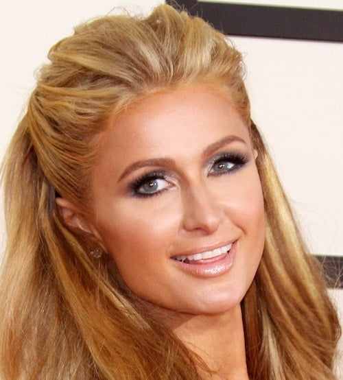 teased crown paris hilton