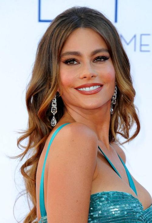 teased crown sofia vergara
