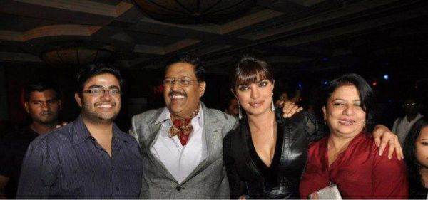 Priyanka Chopra family photos