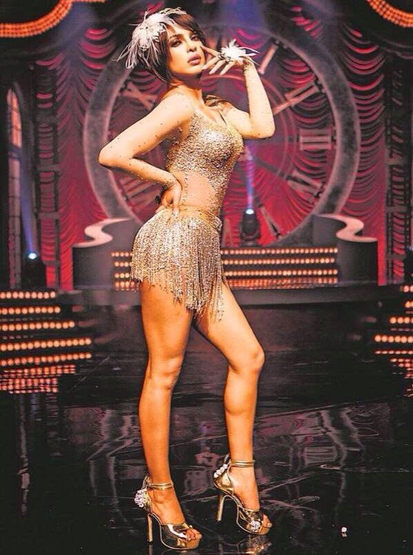 Priyanka Chopra item song