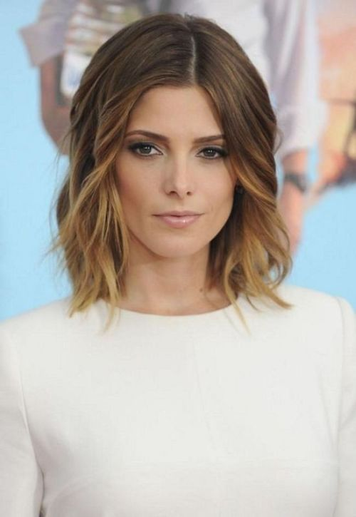 Ashley Greene short hair