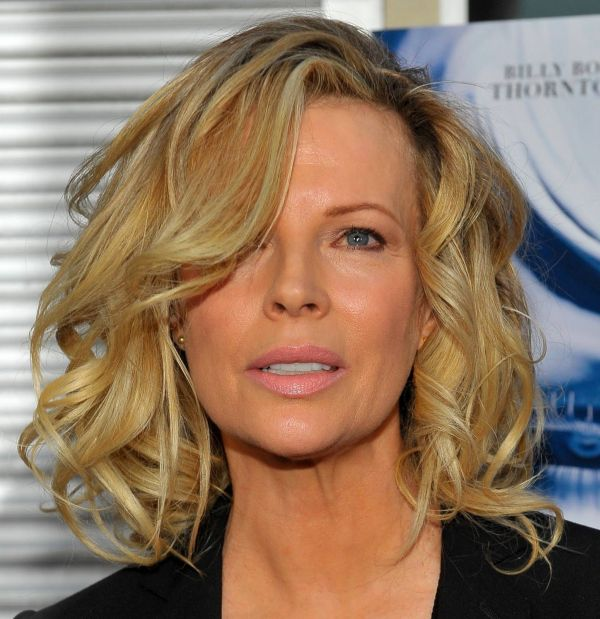 Medium Length Hairstyles For Women Over 50 hairstyles for women over 50 Blonde Wavy Hairstyle