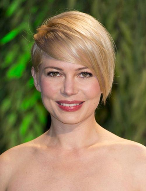 Celebrity Short Hairstyles 10