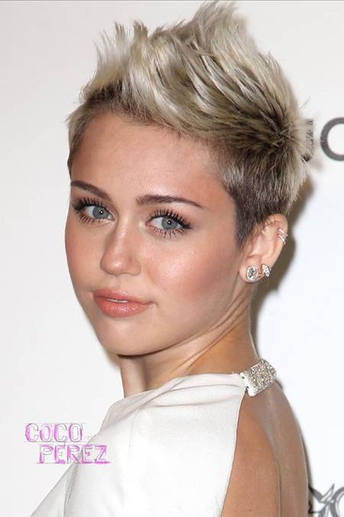 Celebrity Short Hairstyles 11