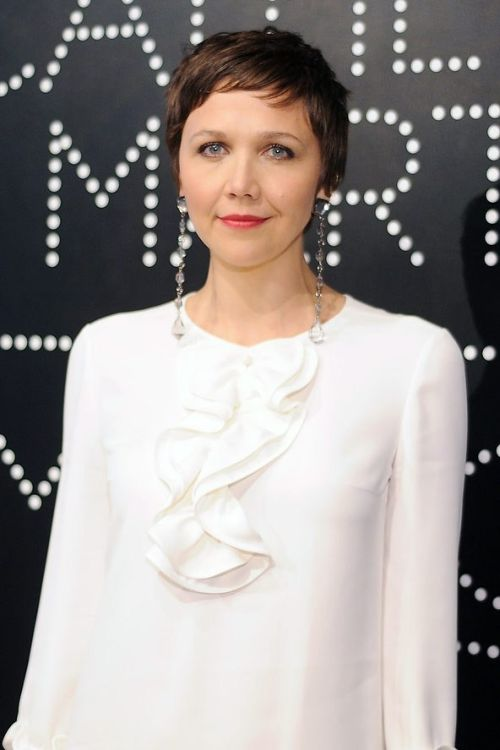 Maggie Gyllenhaal Short Hairstyle