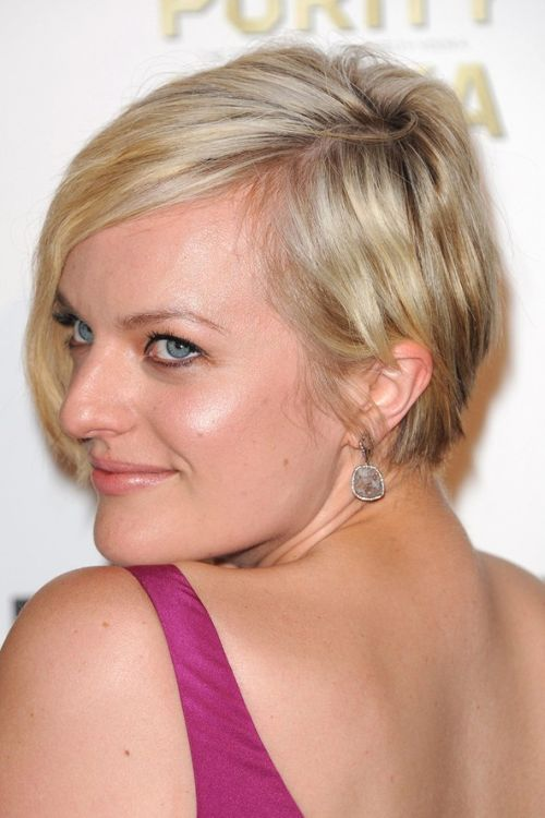"54 Celebrity Short Hairstyles That Make You Say ""Wow """