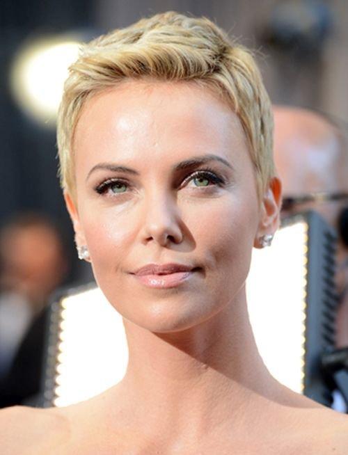 Celebrity Short Hairstyles 6