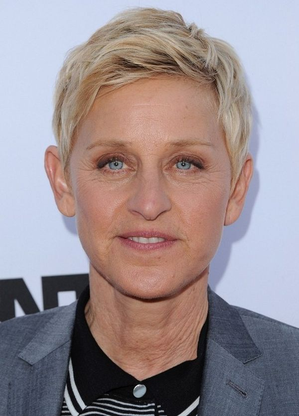 Chic Super Short haircuts for women over 50