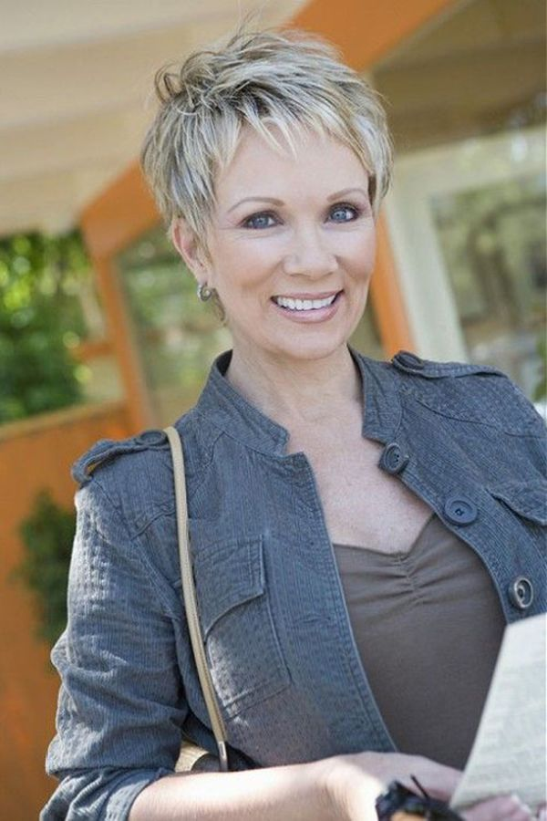 Cool 54 Ideal Short Hairstyles For Women Over 50 Hairstyles For Women Draintrainus
