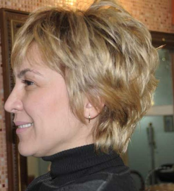 Awesome 54 Ideal Short Hairstyles For Women Over 50 Short Hairstyles For Black Women Fulllsitofus