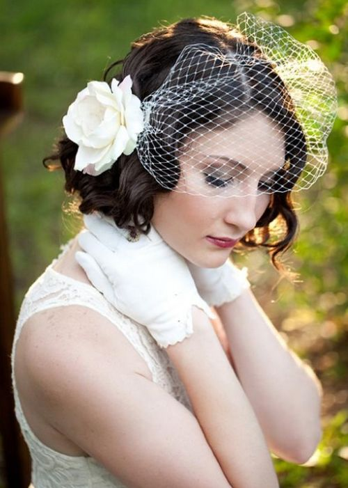 Remarkable 55 Stunning Wedding Hairstyles For Short Hair 2016 Short Hairstyles For Black Women Fulllsitofus