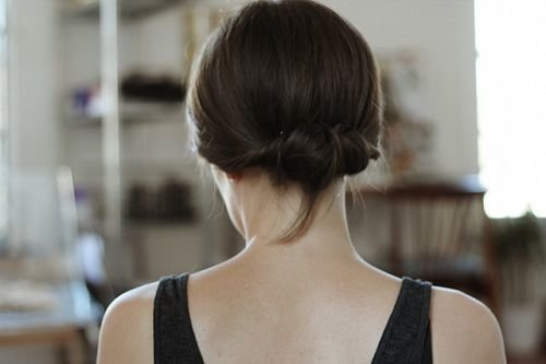 easy updo hairstyles for long hair 5