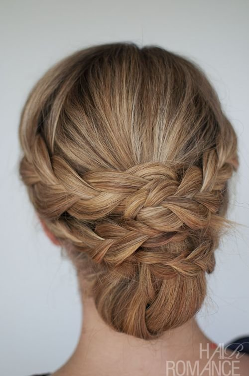 easy updo hairstyles for long hair 6