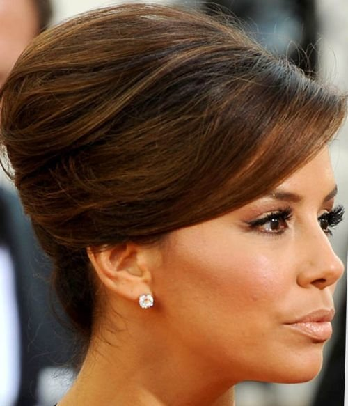 easy updo hairstyles for long hair 7