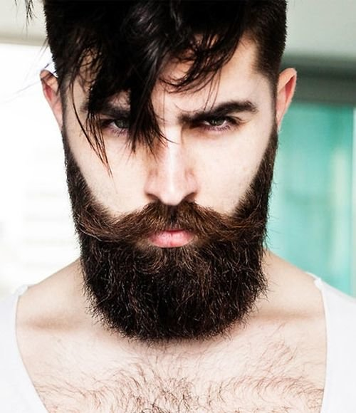 Peachy 20 Cool Full Beard Styles For Men To Tap Into Now Short Hairstyles Gunalazisus