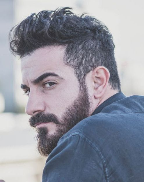 Surprising 45 New Beard Styles For Men That Need Everybody39S Attention Short Hairstyles Gunalazisus