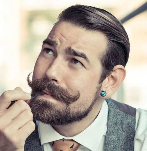 Fabulous 20 Cool Full Beard Styles For Men To Tap Into Now Short Hairstyles For Black Women Fulllsitofus