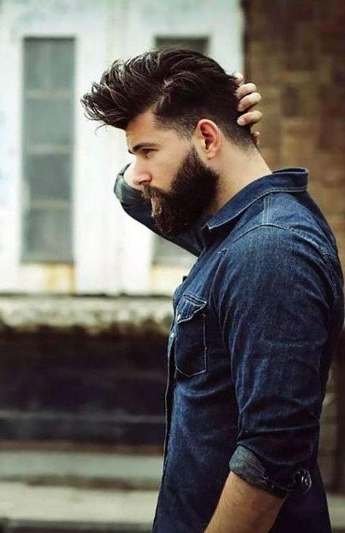 Wondrous 20 Cool Full Beard Styles For Men To Tap Into Now Short Hairstyles For Black Women Fulllsitofus