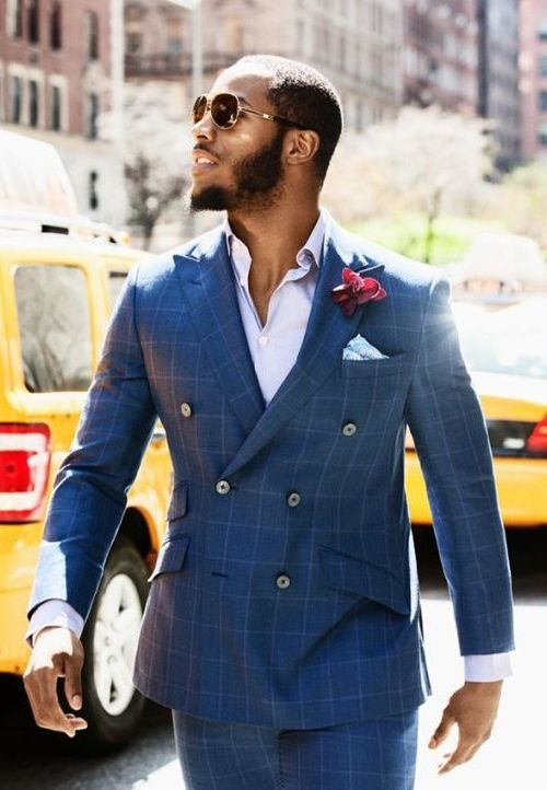 Black Men Beard Styles 19