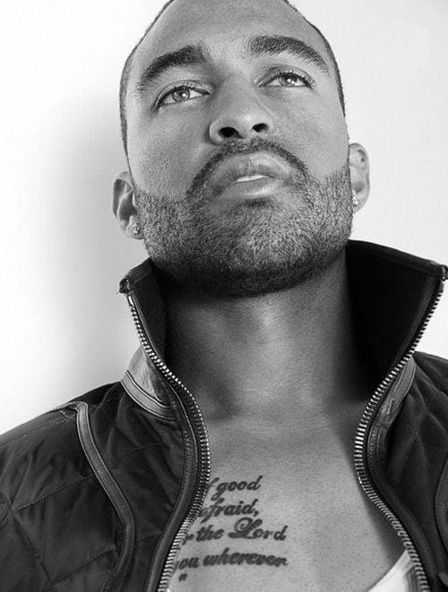 Black Men Beards: 63 Best Beard Styles for Black Men in ...
