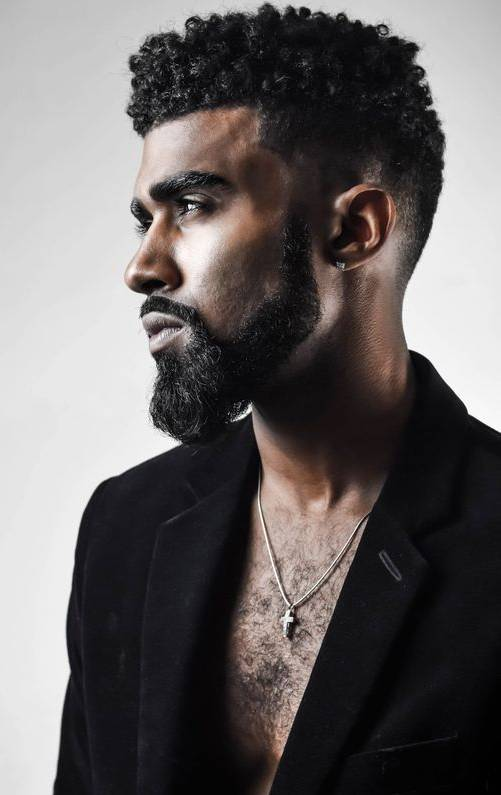 Superb Black Men Haircuts 2016