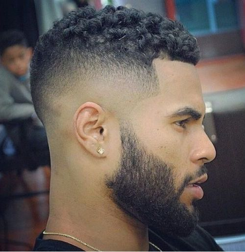 Awe Inspiring Black Men Haircuts 85 Best Hairstyles For Black Men Amp Boys Hairstyles For Men Maxibearus