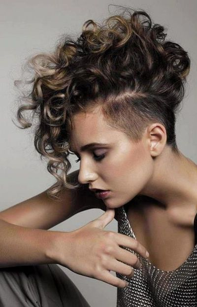 Amazing 111 Amazing Short Curly Hairstyles For Women To Try In 2016 Short Hairstyles Gunalazisus