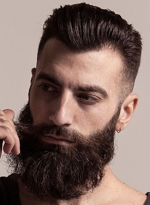 Groovy 45 New Beard Styles For Men That Need Everybody39S Attention Short Hairstyles Gunalazisus