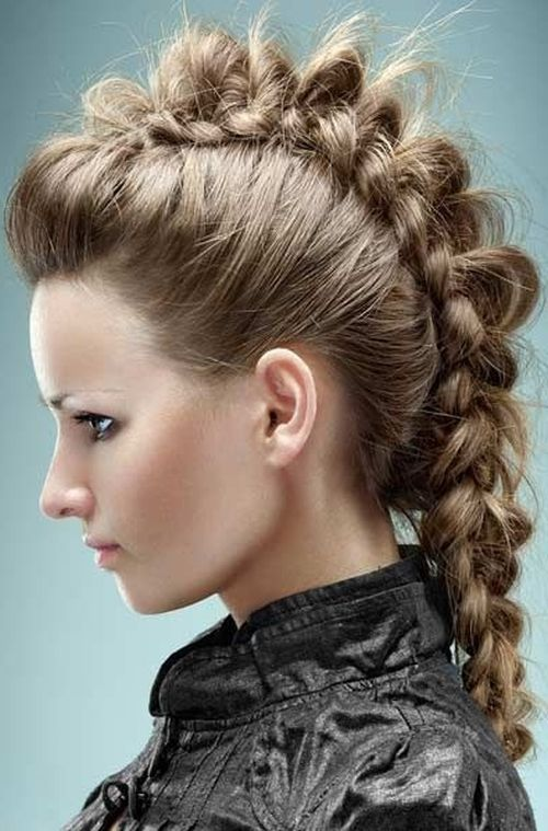 Awesome 75 Cute Amp Cool Hairstyles For Girls For Short Long Amp Medium Hair Hairstyles For Men Maxibearus