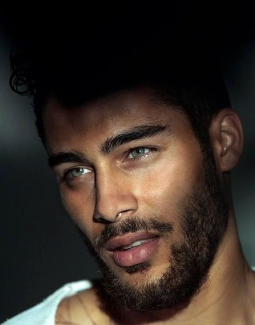 Cool beard style - Long Stubble