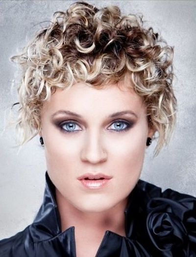 Phenomenal 111 Amazing Short Curly Hairstyles For Women To Try In 2016 Hairstyles For Men Maxibearus