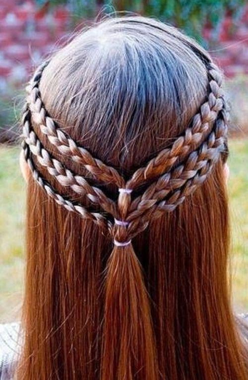 Terrific 75 Cute Amp Cool Hairstyles For Girls For Short Long Amp Medium Hair Short Hairstyles Gunalazisus