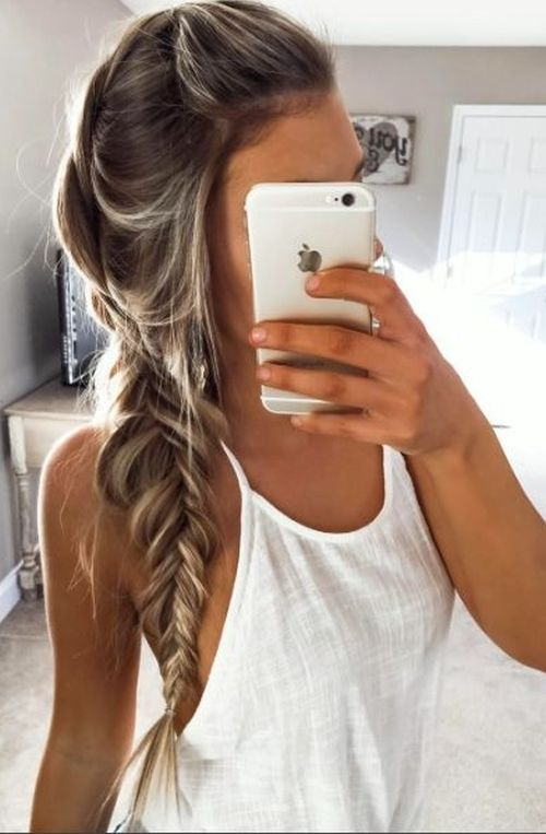Great Easy Hairstyles For Girls With Long Hair