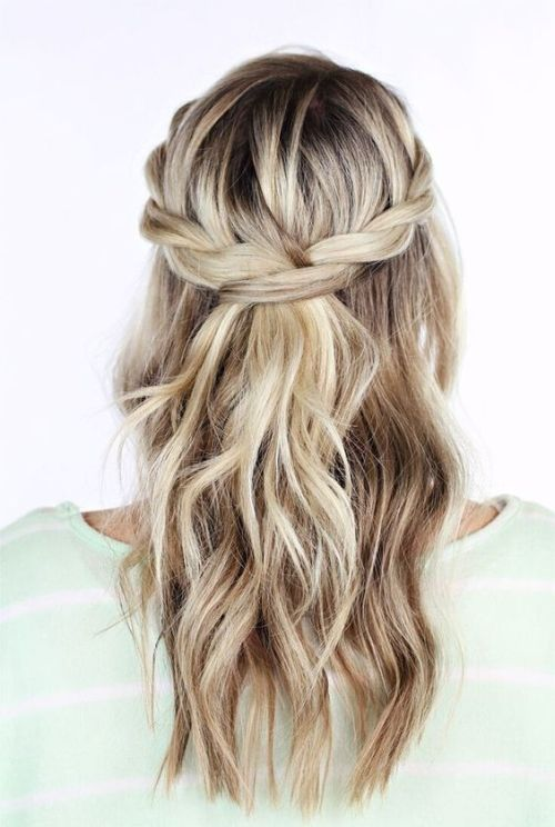 Blonde Girl Hairstyle : 75 cute & cool hairstyles for girls short long medium hair