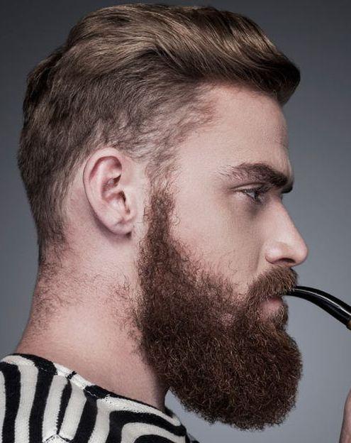 Surprising 45 New Beard Styles For Men That Need Everybody39S Attention Short Hairstyles Gunalazisus