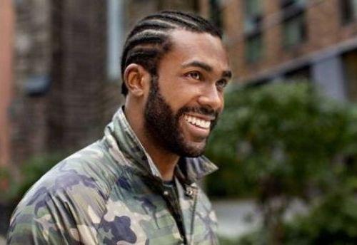 Full Beard Styles for Black Man