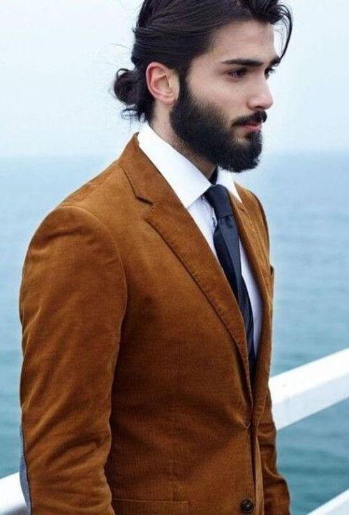 The Boss Man Long Beards Styles