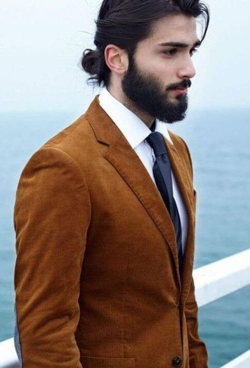 Peachy 24 Cool Full Beard Styles For Men To Tap Into Now Short Hairstyles Gunalazisus