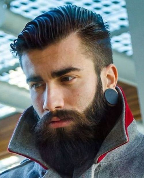 Tremendous 20 Cool Full Beard Styles For Men To Tap Into Now Short Hairstyles For Black Women Fulllsitofus