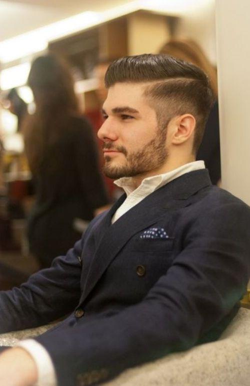 Sensational 30 Trendy Short Beard Styles To Get The Macho Look Short Hairstyles Gunalazisus